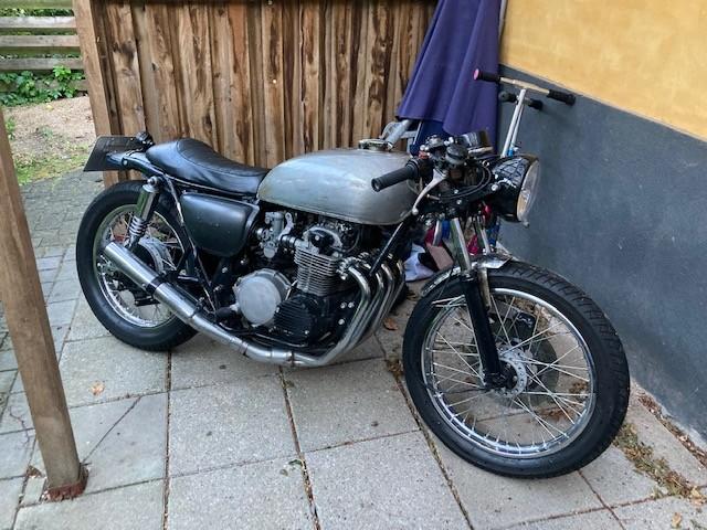 1973 Honda CB500K