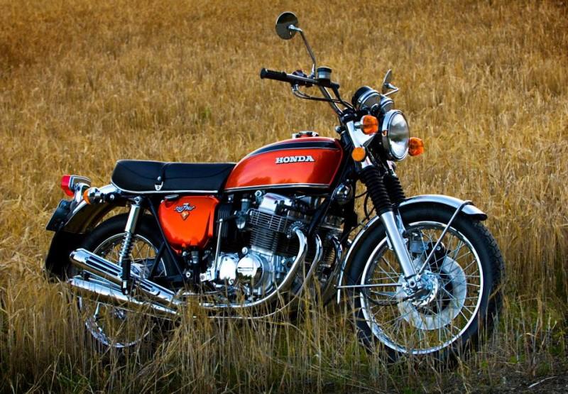 1972 Honda CB750K2