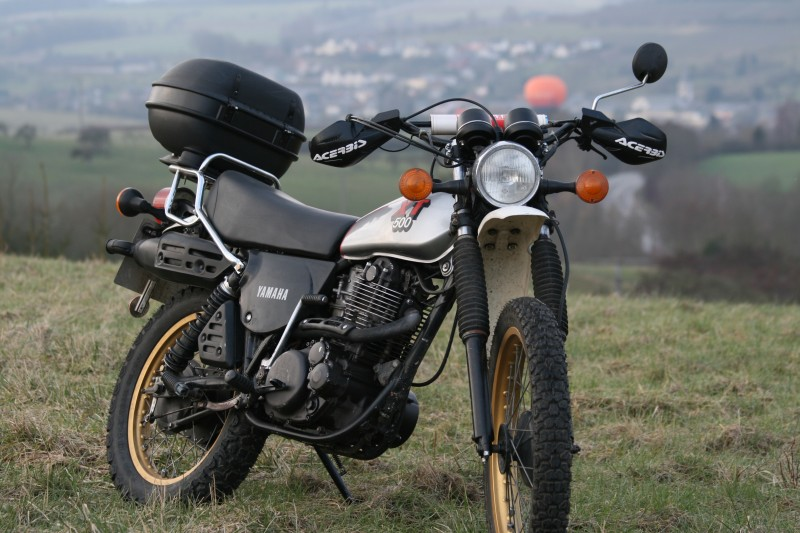 1979 Yamaha XT500