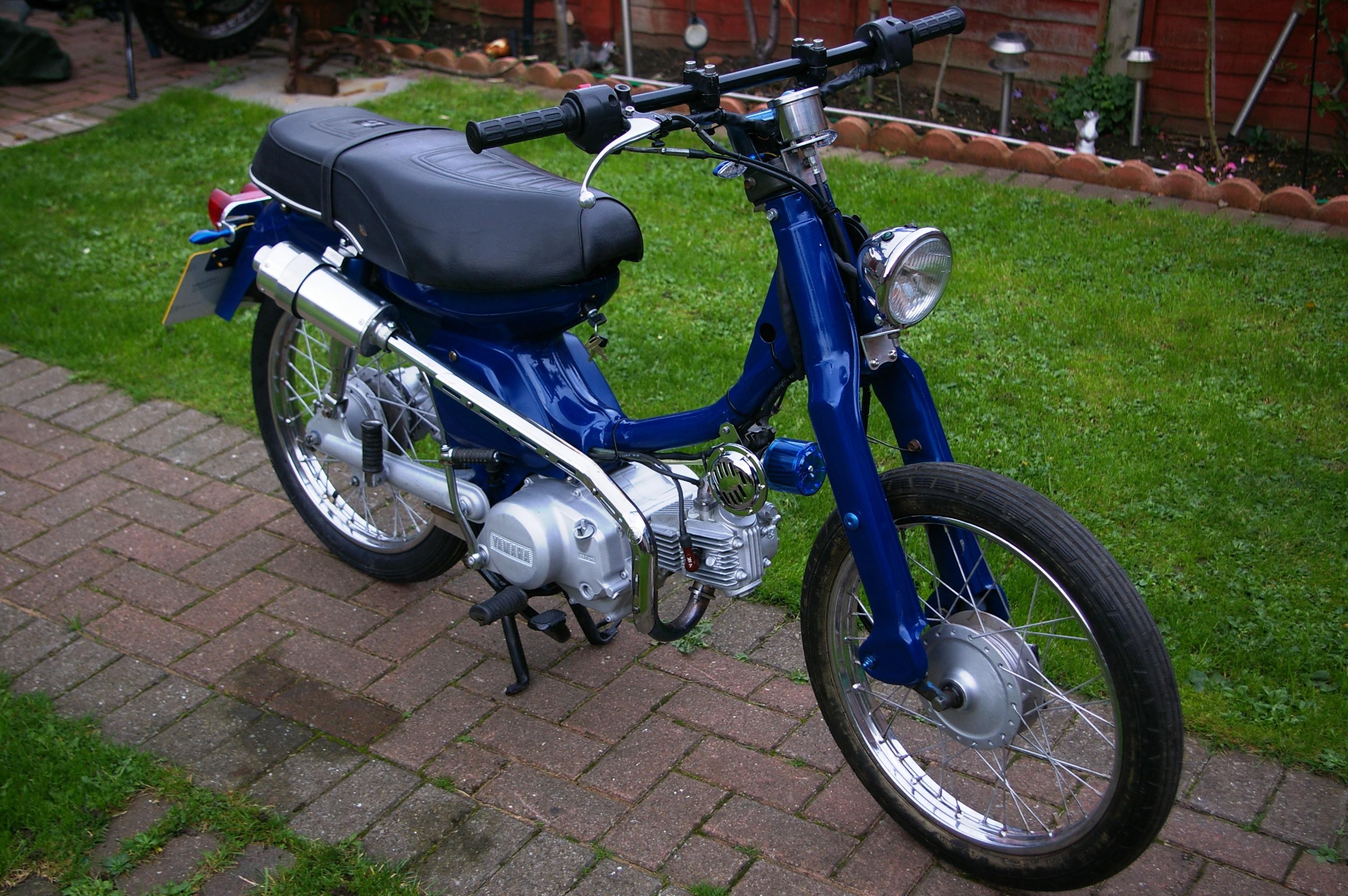 Yamaha Townmate T80 1981 From Justjohn