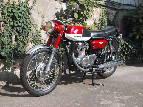 K on 1971 Honda Ct70 Bikes