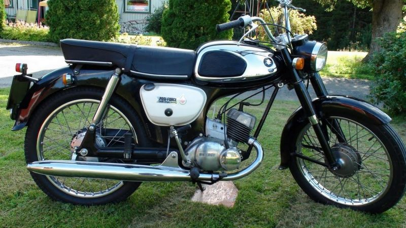 1970 Suzuki K10P