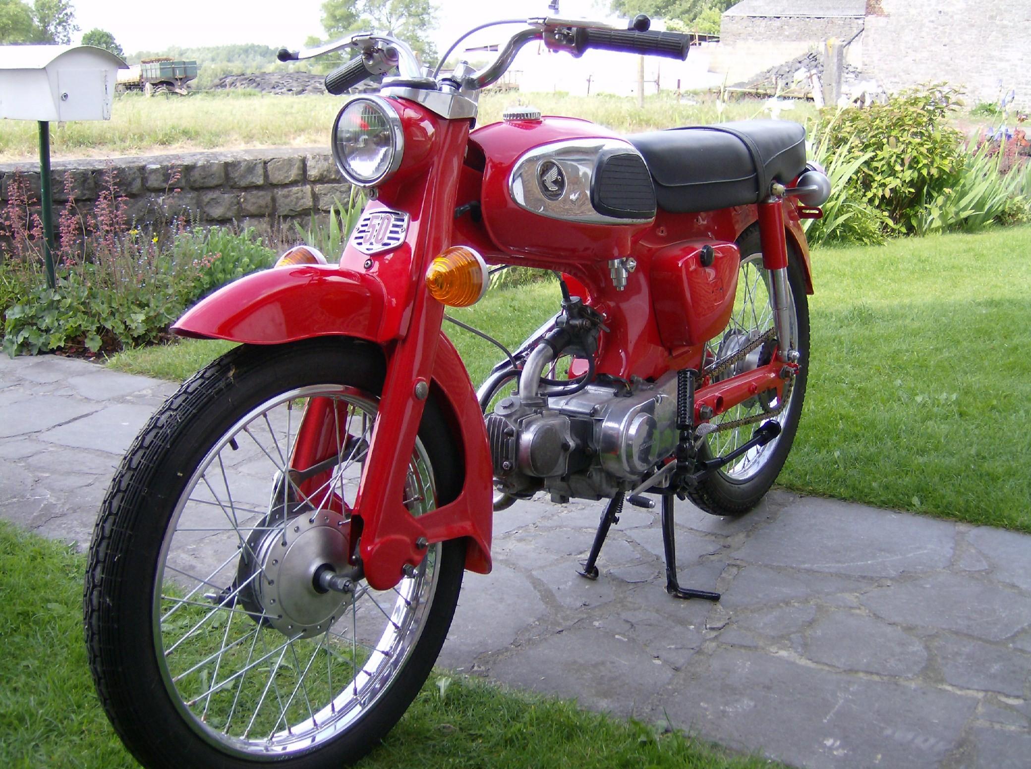 Honda Trail Motorcycle Parts