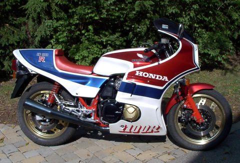 Honda cb1100rd 1983 from ringo for Honda owner login