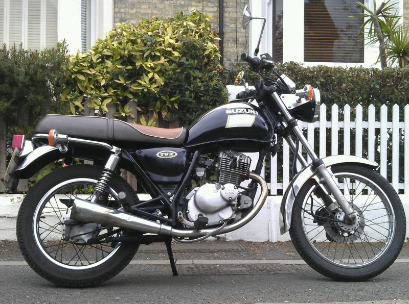 2000 Suzuki TU125X