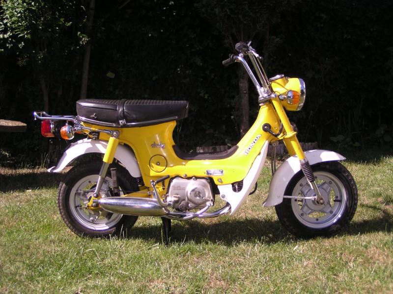 1976 Honda CF70 CHALY