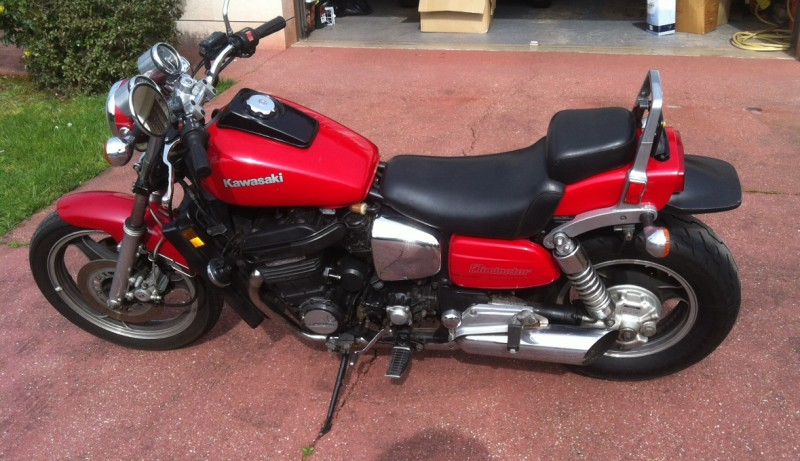 Kawasaki Eliminator For Sale Canada