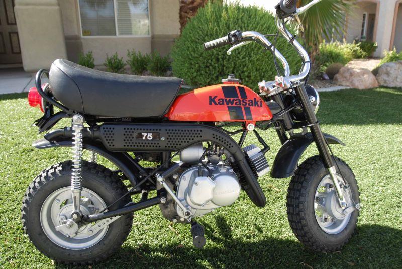 Kawasaki Kv  Parts