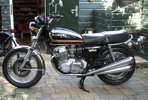Honda Cb 750 K8 1978 From Hank Kooijman