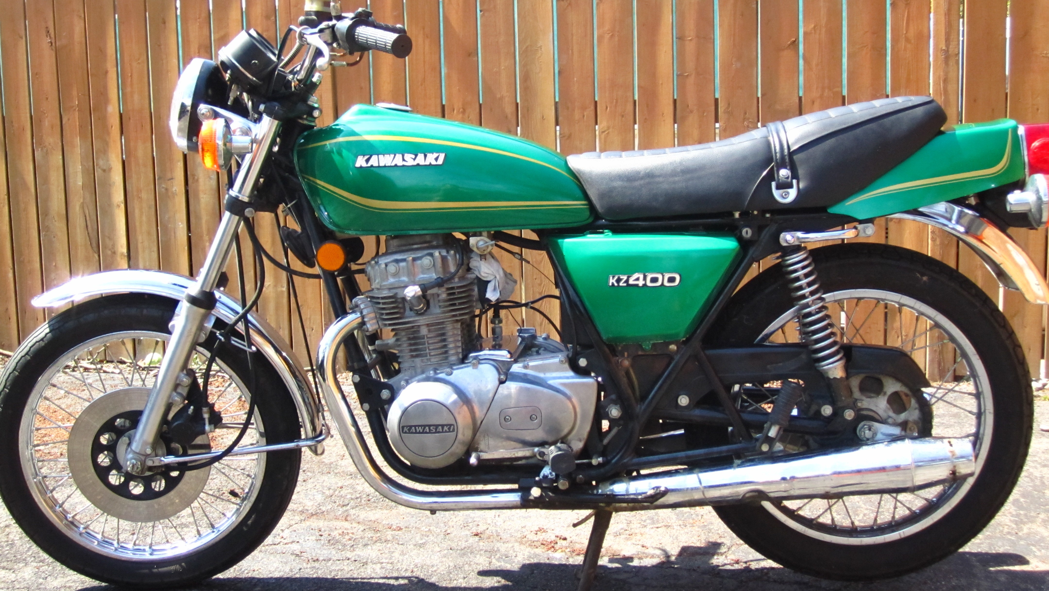 Kawasaki Kz Parts