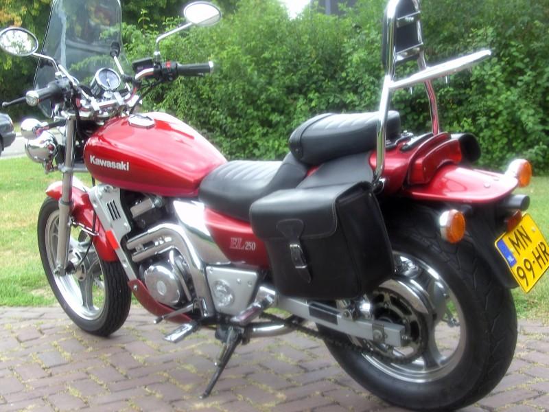 1992 Kawasaki EL250E2 ELIMINATOR 1992 EUROPE FR FG IT