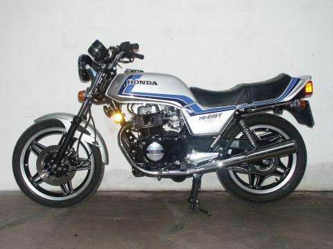 honda cb450t hawk 1982 from wiggum