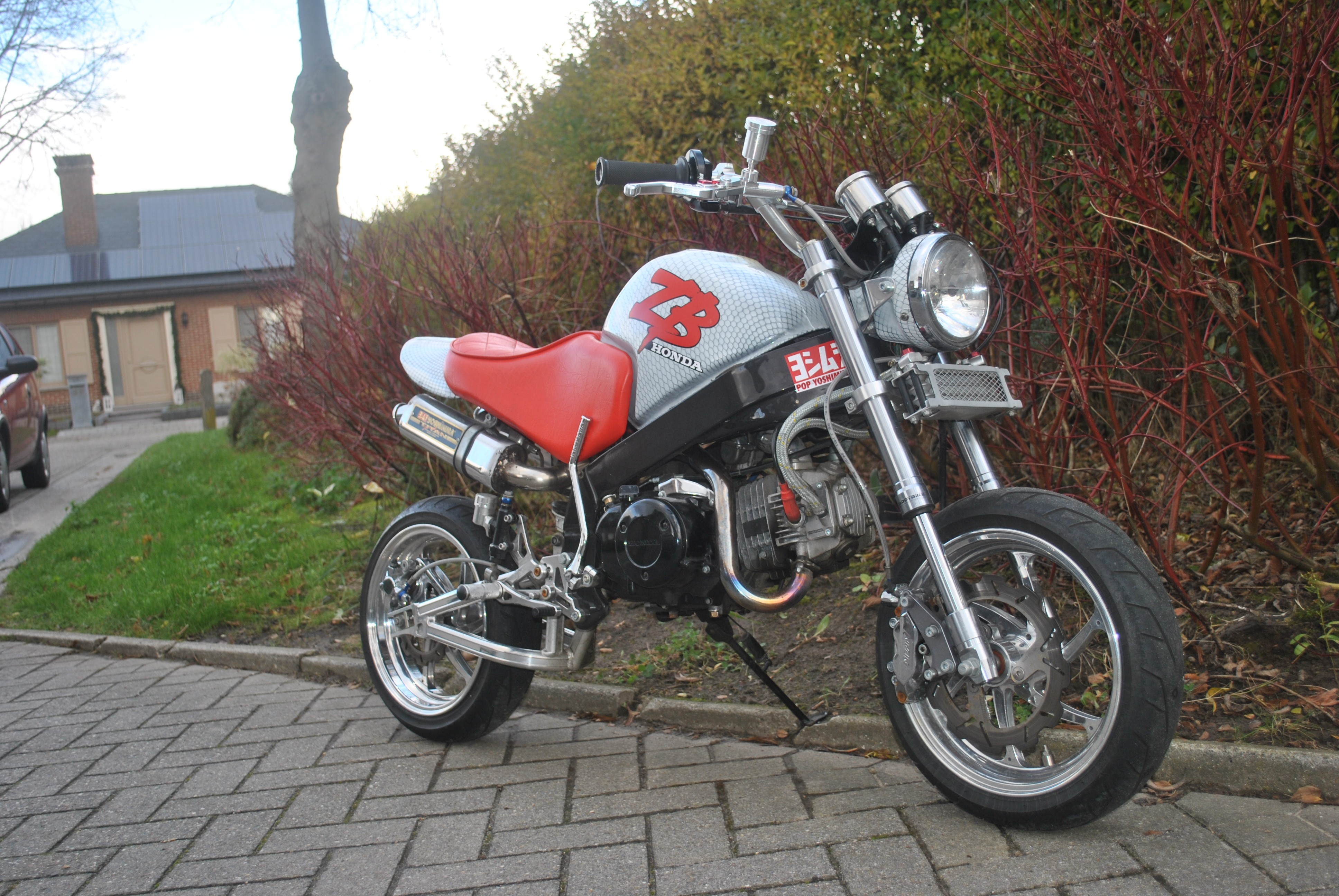 Honda Zb 2004 From Cocacola