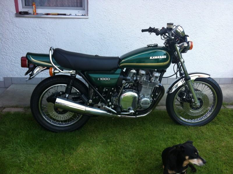 1978 Kawasaki Z1000A2