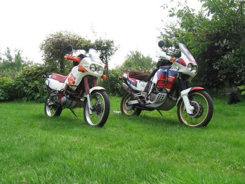 honda africa twin rd04 1991 from matthew mason. Black Bedroom Furniture Sets. Home Design Ideas