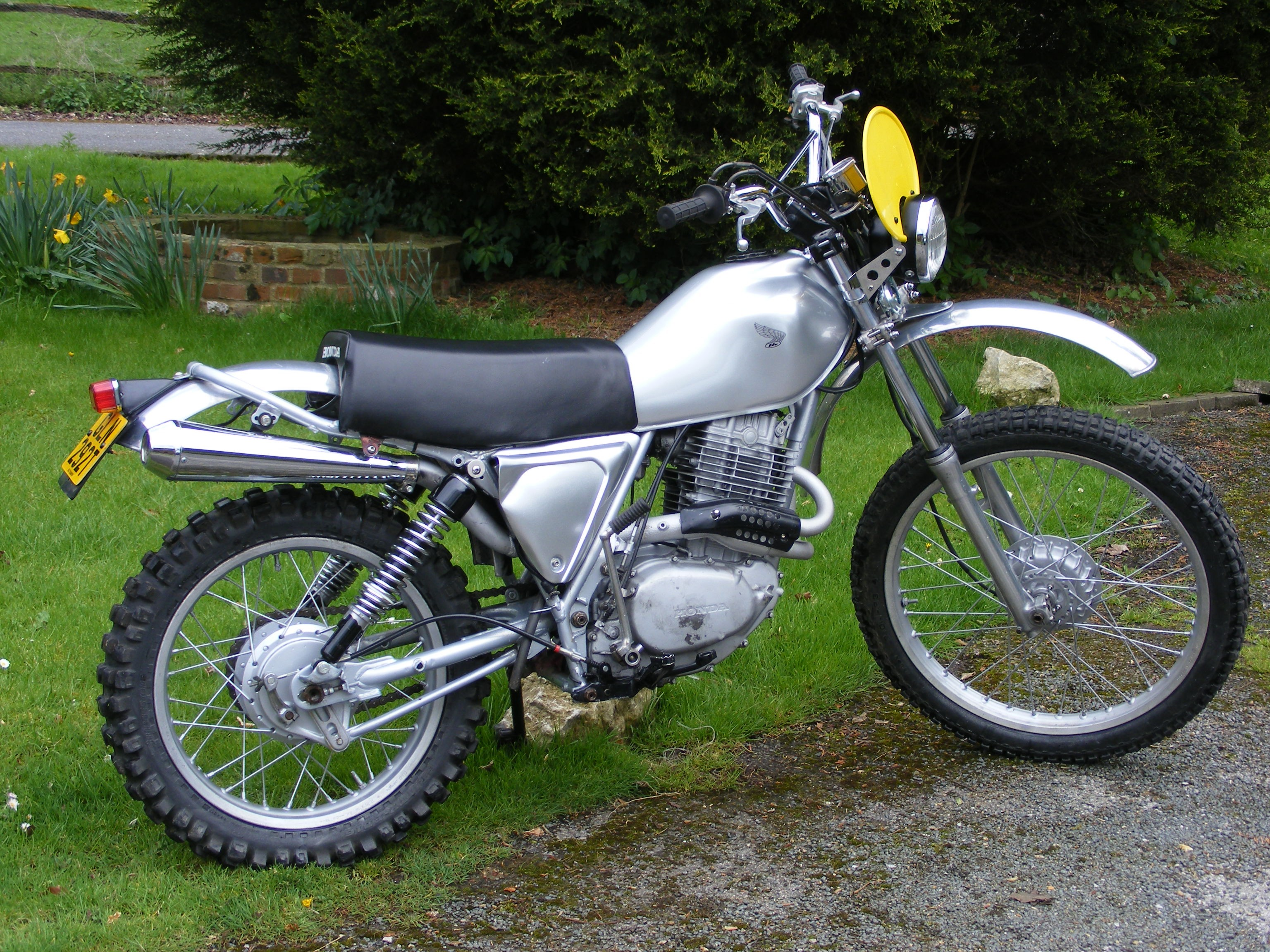 Honda XL500S 1979 - from Timbo