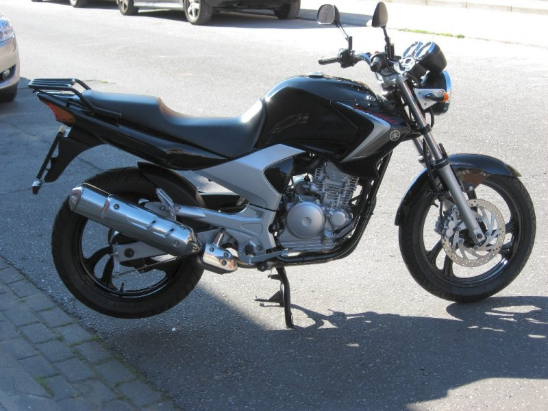 2008 Yamaha YBR250