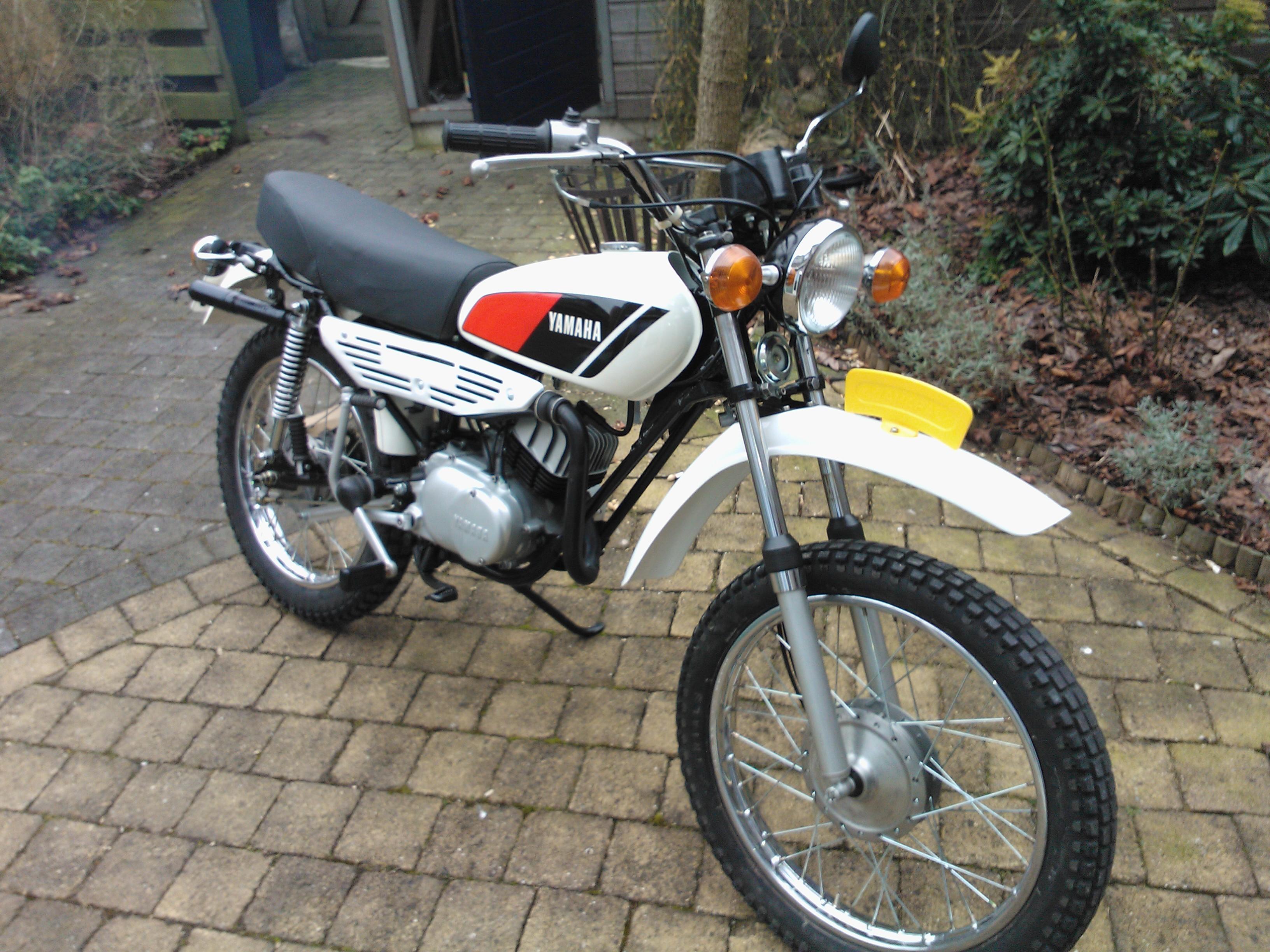 Yamaha dt50m 1978 from bert reitsma
