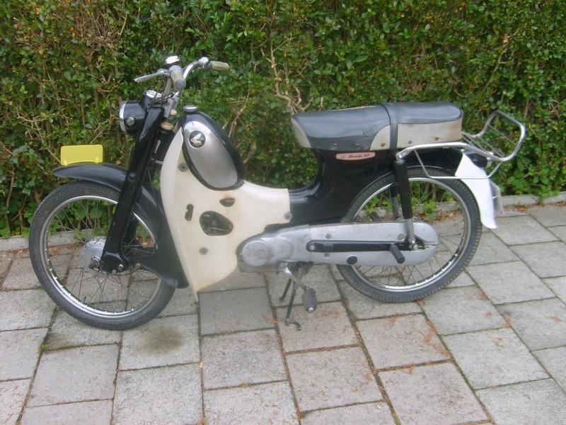 1966 Honda C310S TYPE 3