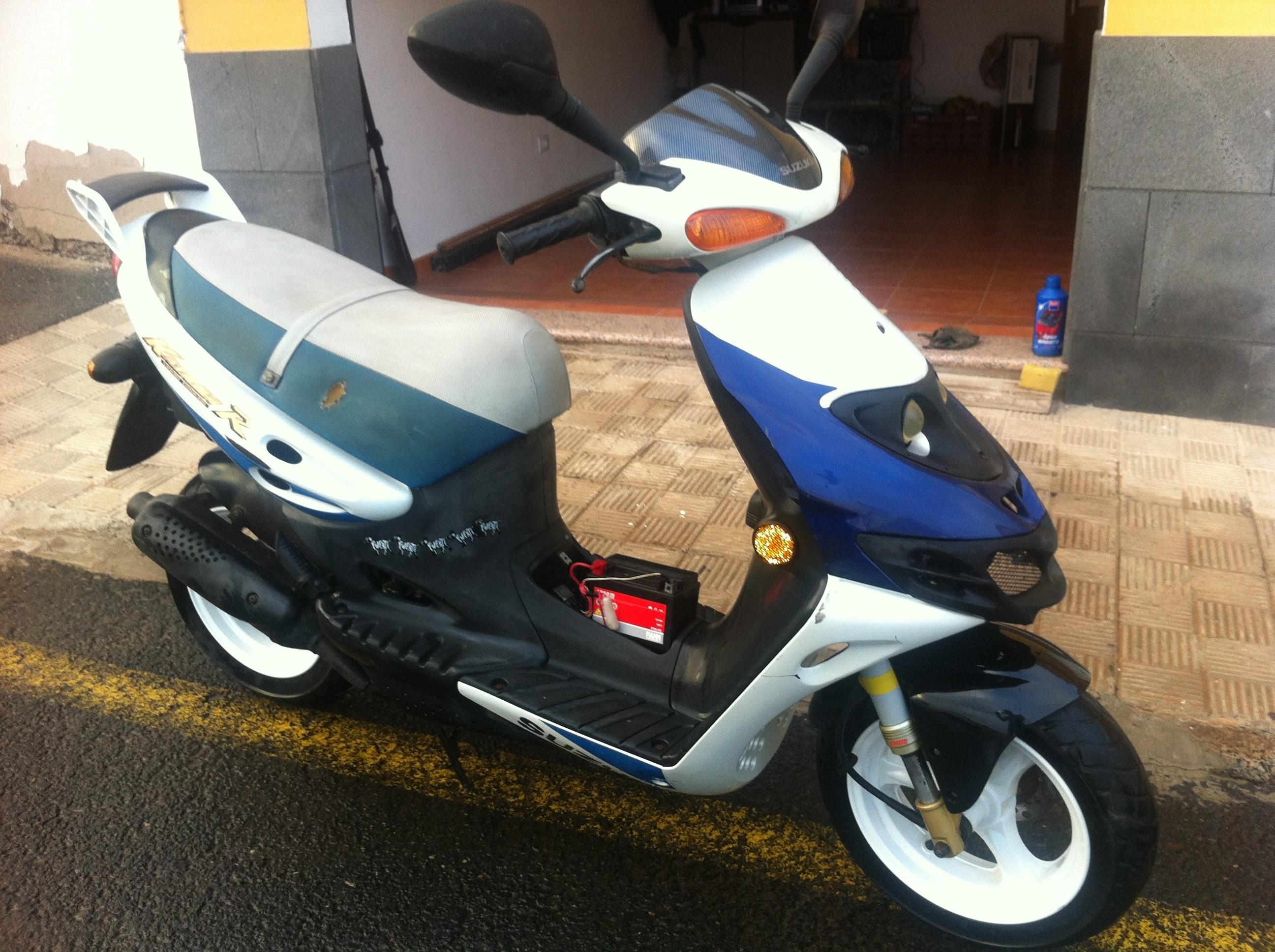 Suzuki Ay Wrx