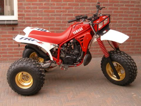 Yamaha Tri Z 250 1986 From Jaco Moerman