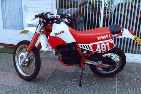 yamaha tt350 1990 from henri beverdam. Black Bedroom Furniture Sets. Home Design Ideas
