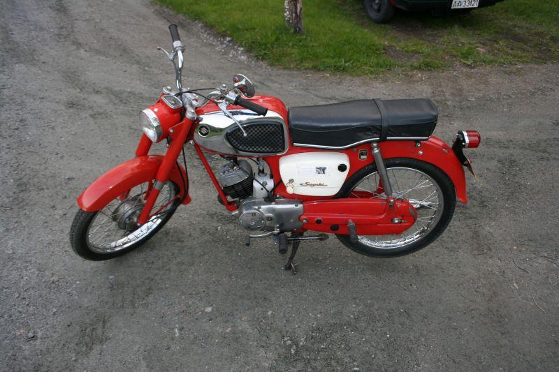 1967 Suzuki K10