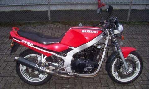 Suzuki Gs500e 1989