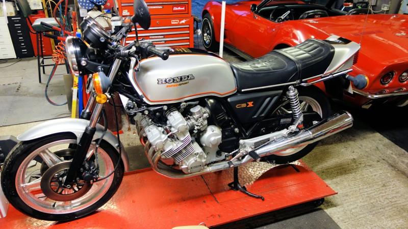 1980 Honda CBX1000Z