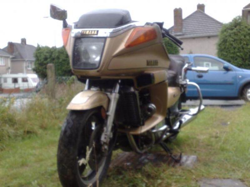 1984 Yamaha XVZ1200 Venture