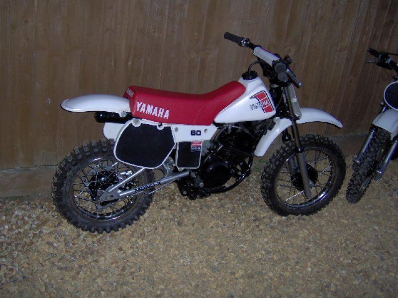 Yamaha Yz Parts List