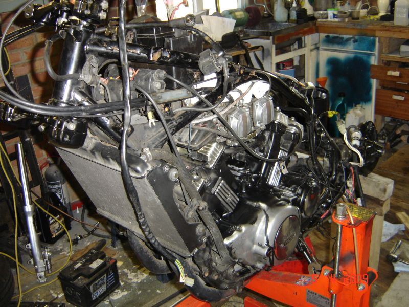 1983 Yamaha xvz1200