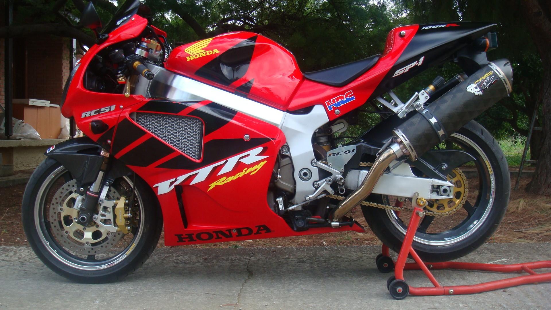Vtr Sp1 Parts Honda Vtr 1000r Sp1 Rc51 2000