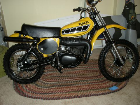 Yamaha yz80d 1977 from fred phillippe for 1973 yamaha yz80