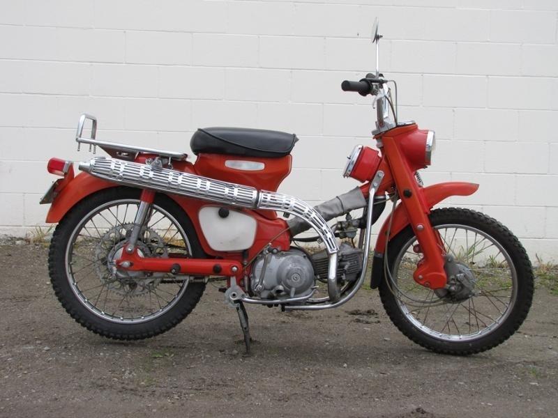 Honda Dealers In Ct >> Honda ct90-trail-90-k0-usa 1966 - from Vicki Klaasen