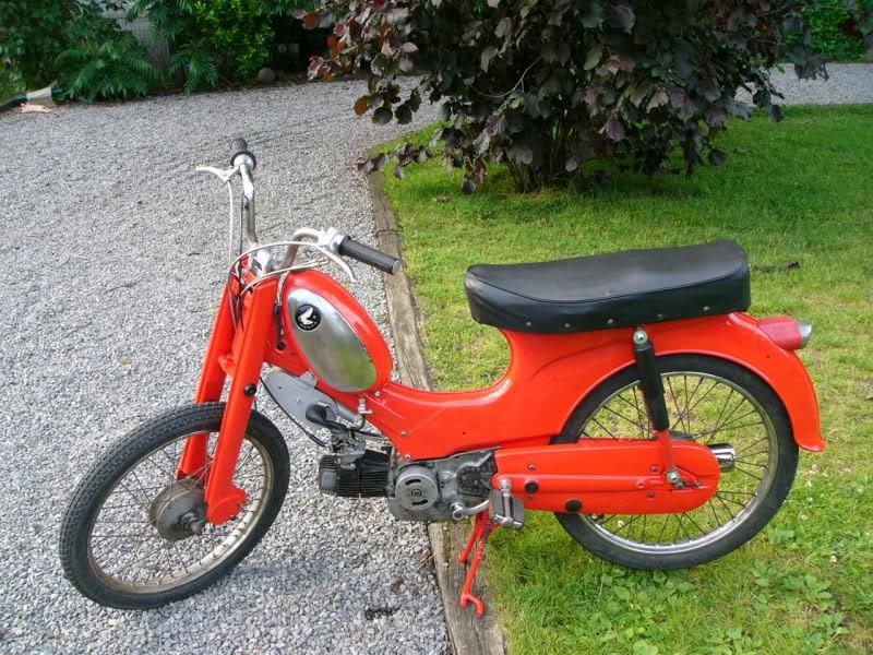 1963 Honda C310A