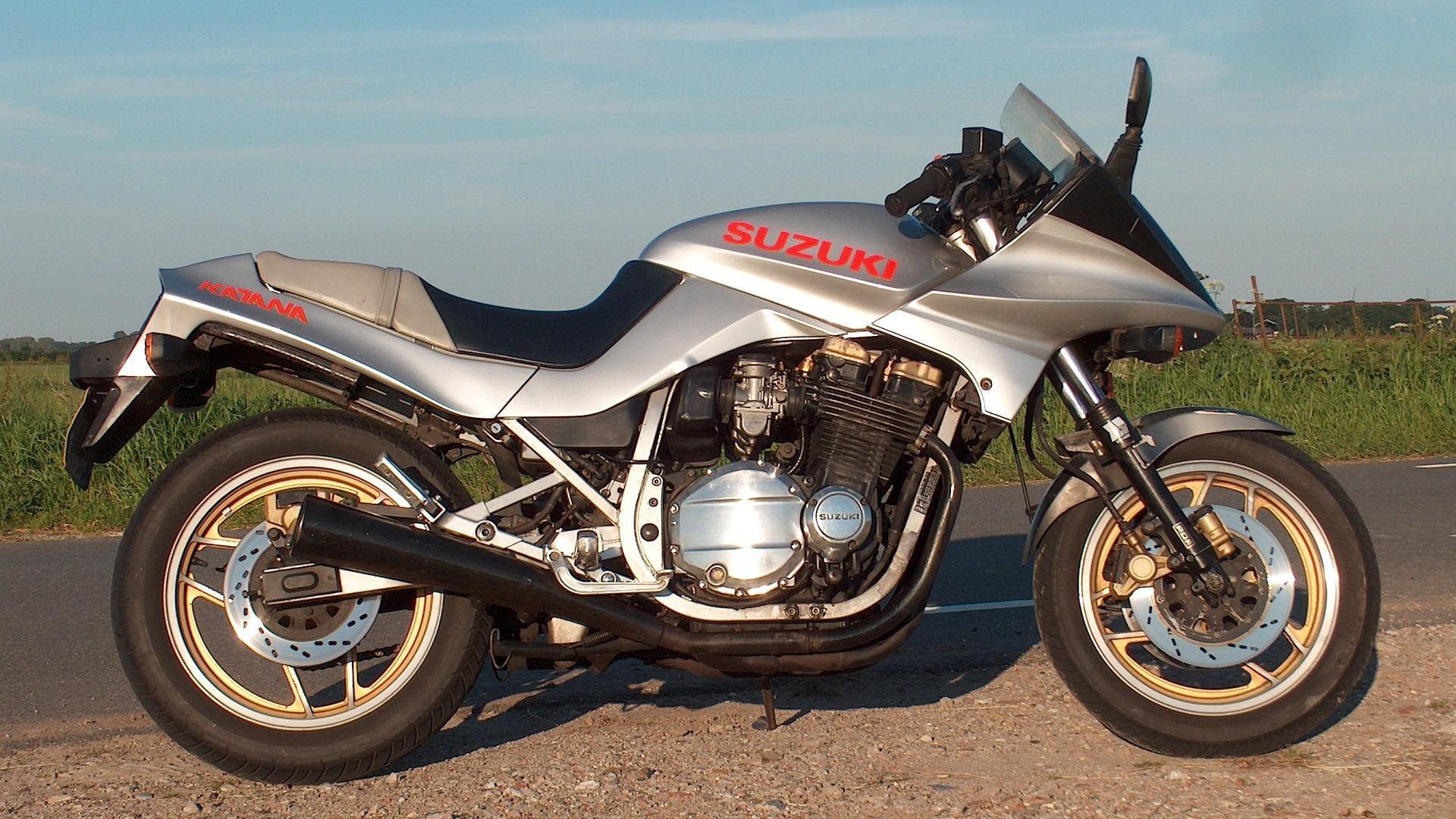 Suzuki  Katana For Sale