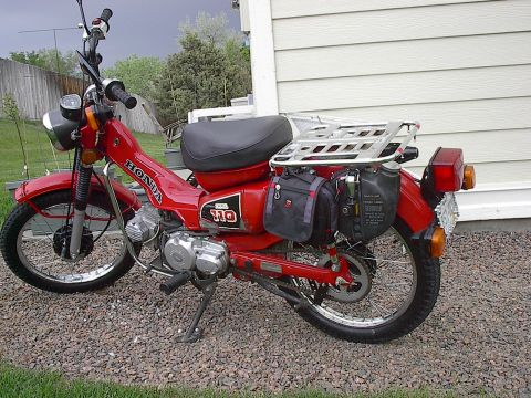 Honda Dealers In Ct >> Honda CT110 TRAIL 110 1984 US 1984 - from Teresa Venegas