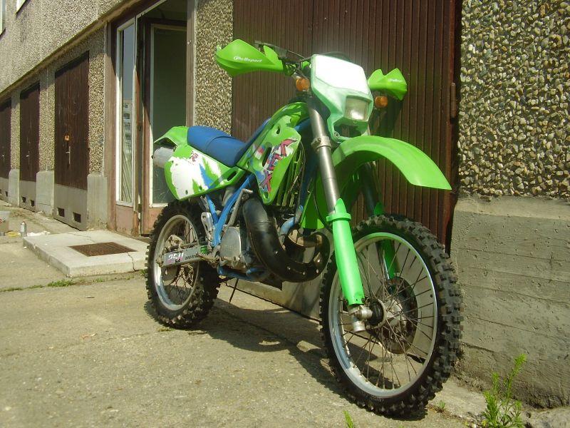 1993 Kawasaki Kawasaki KDX 250