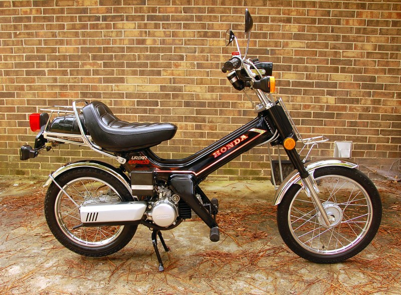 1982 Honda NU50 URBAN EXPRESS 1982 USA