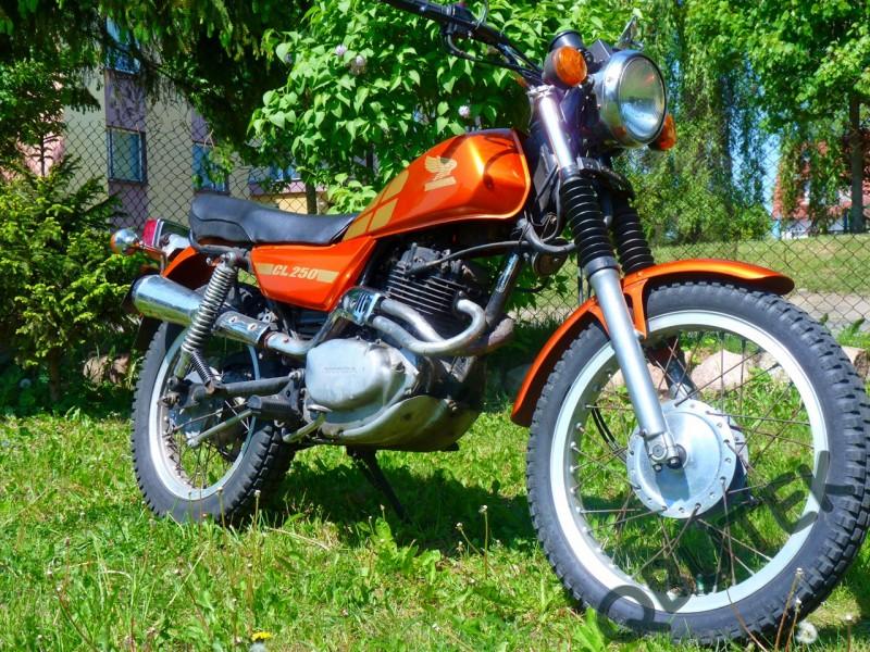 1983 Honda CL250S