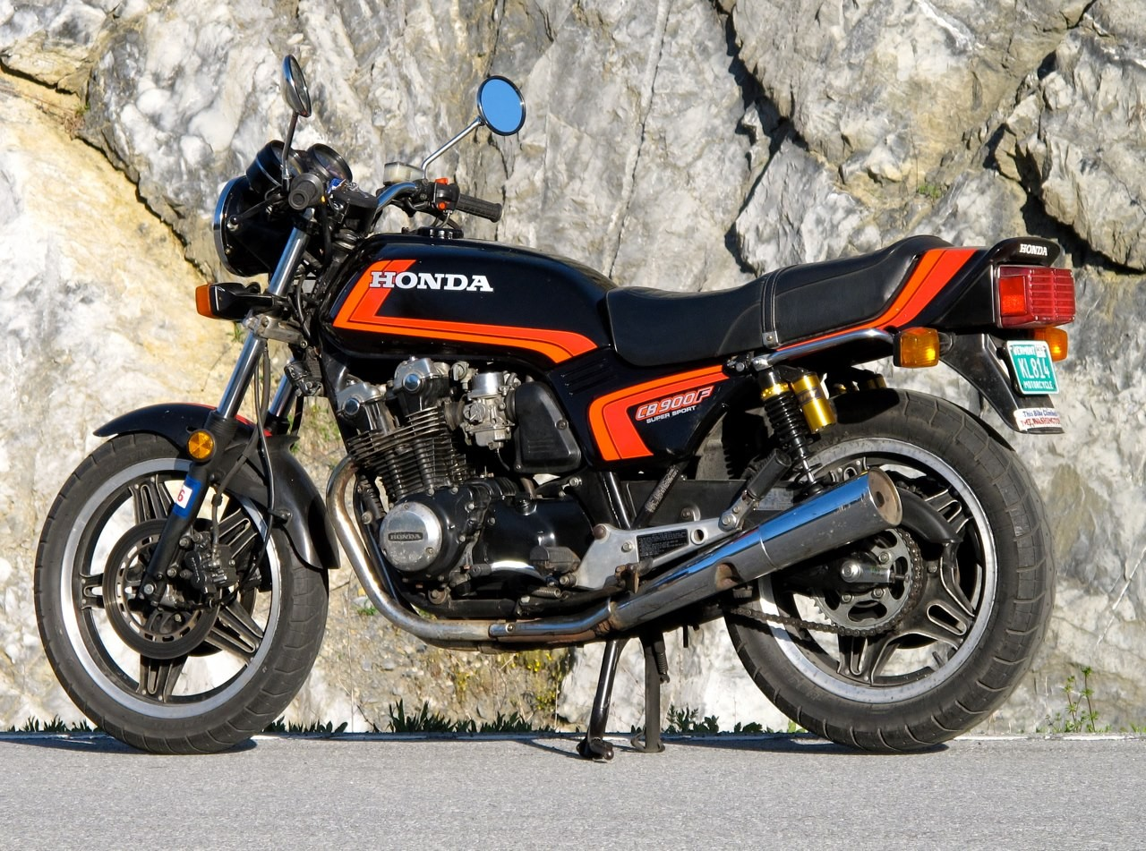 Honda Cb900f 1982 From Mike Bumbeck