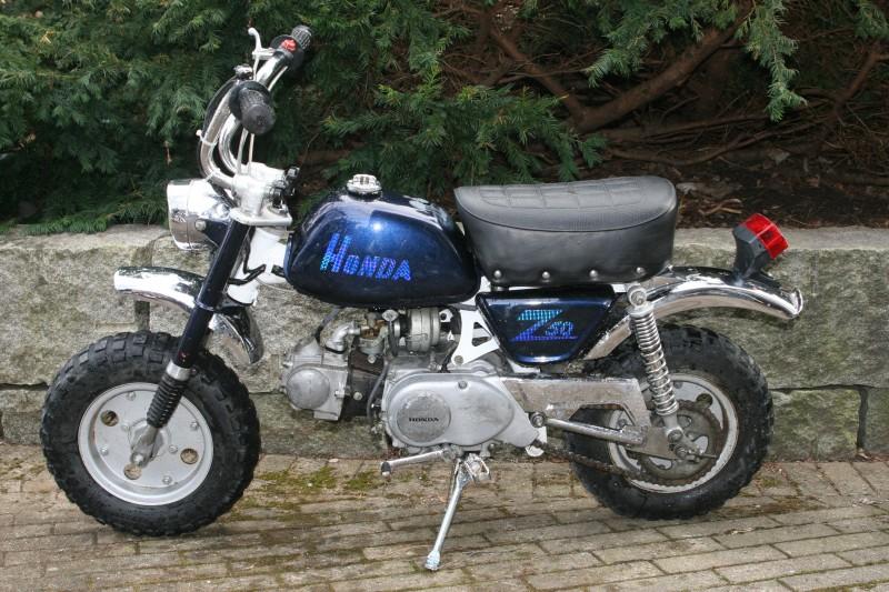 1974 Honda Z50AK6