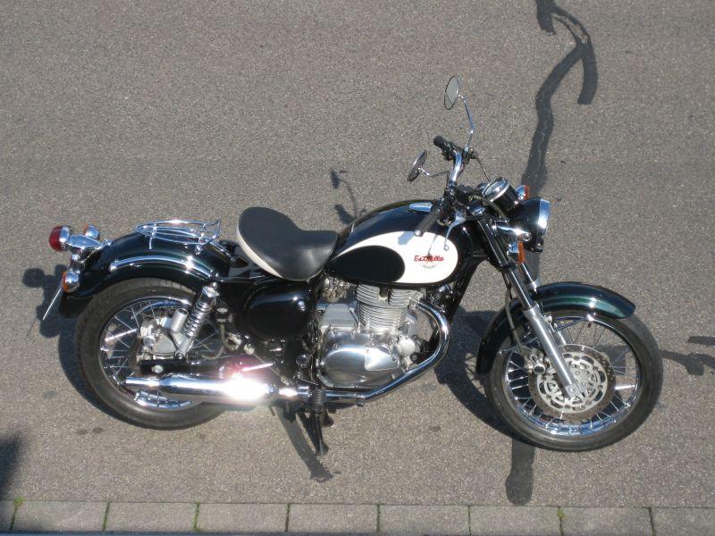 1994 Kawasaki BJ250A Estrella