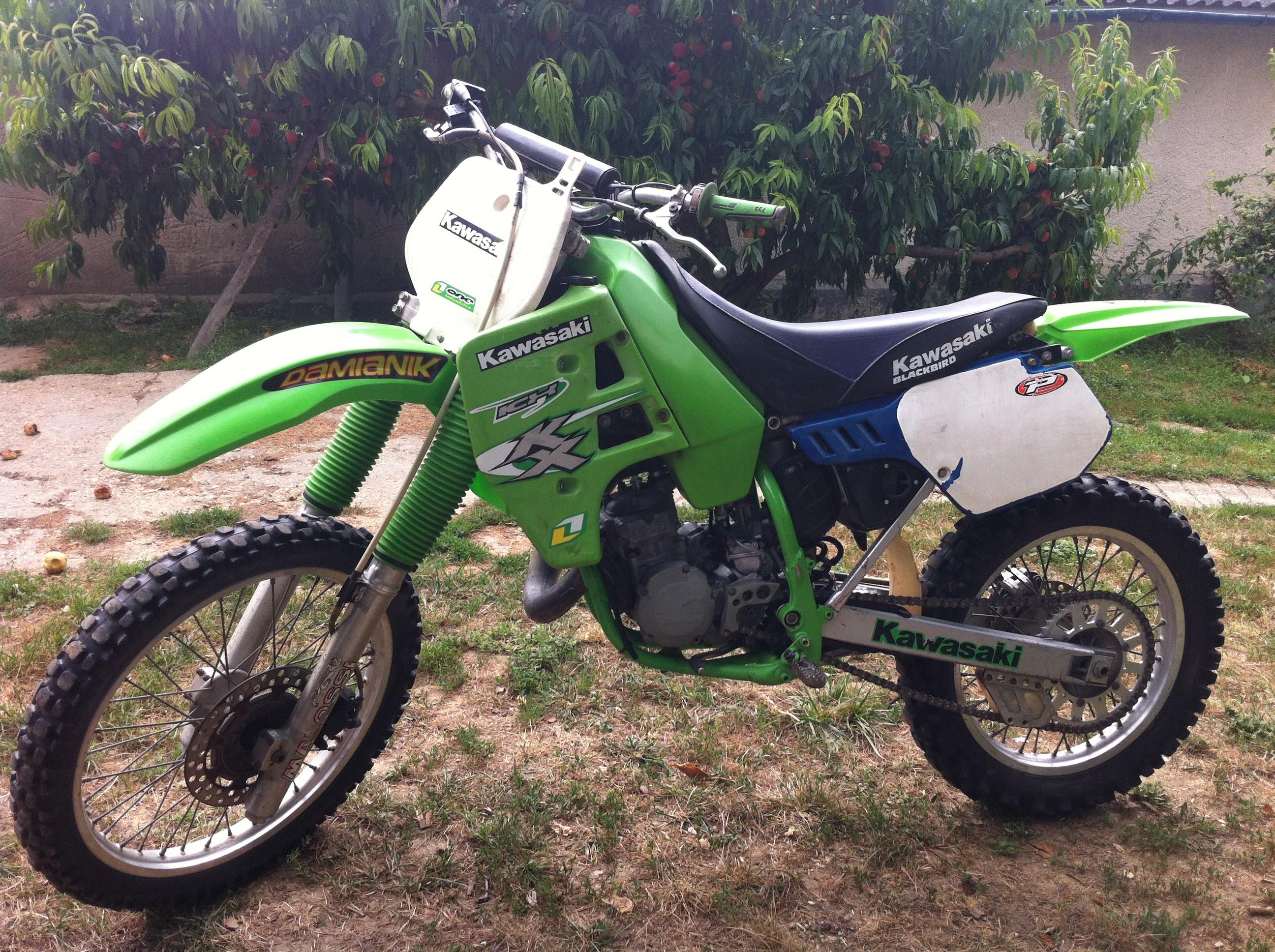 Kawasaki KX 125 1988