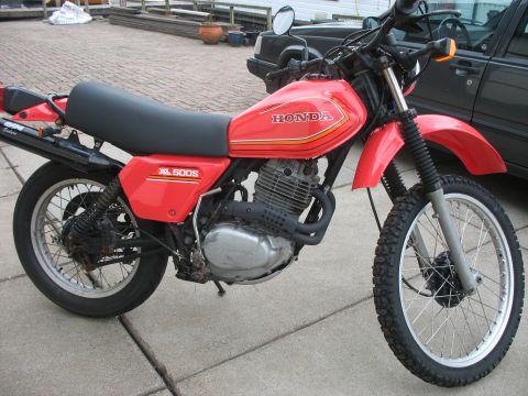 Honda Crf50 For Sale Honda XL 500 s 1980 - from Will De Penning