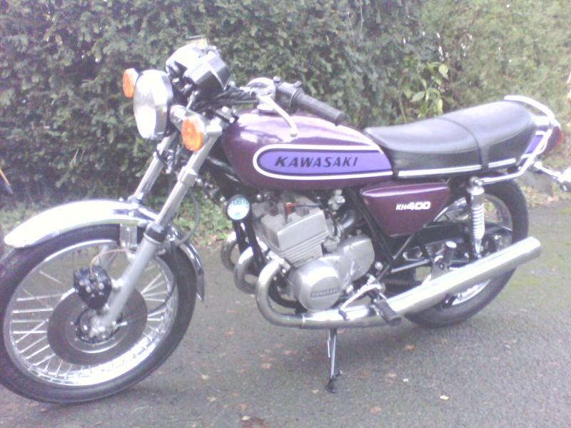 Kawasaki Kh For Sale Usa