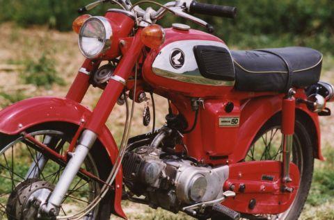 honda cd50 1969   from karl