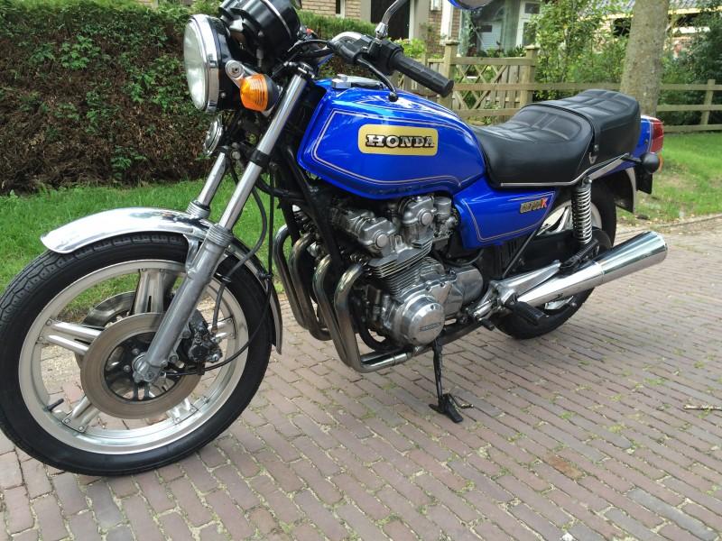 1981 Honda CB750KZ