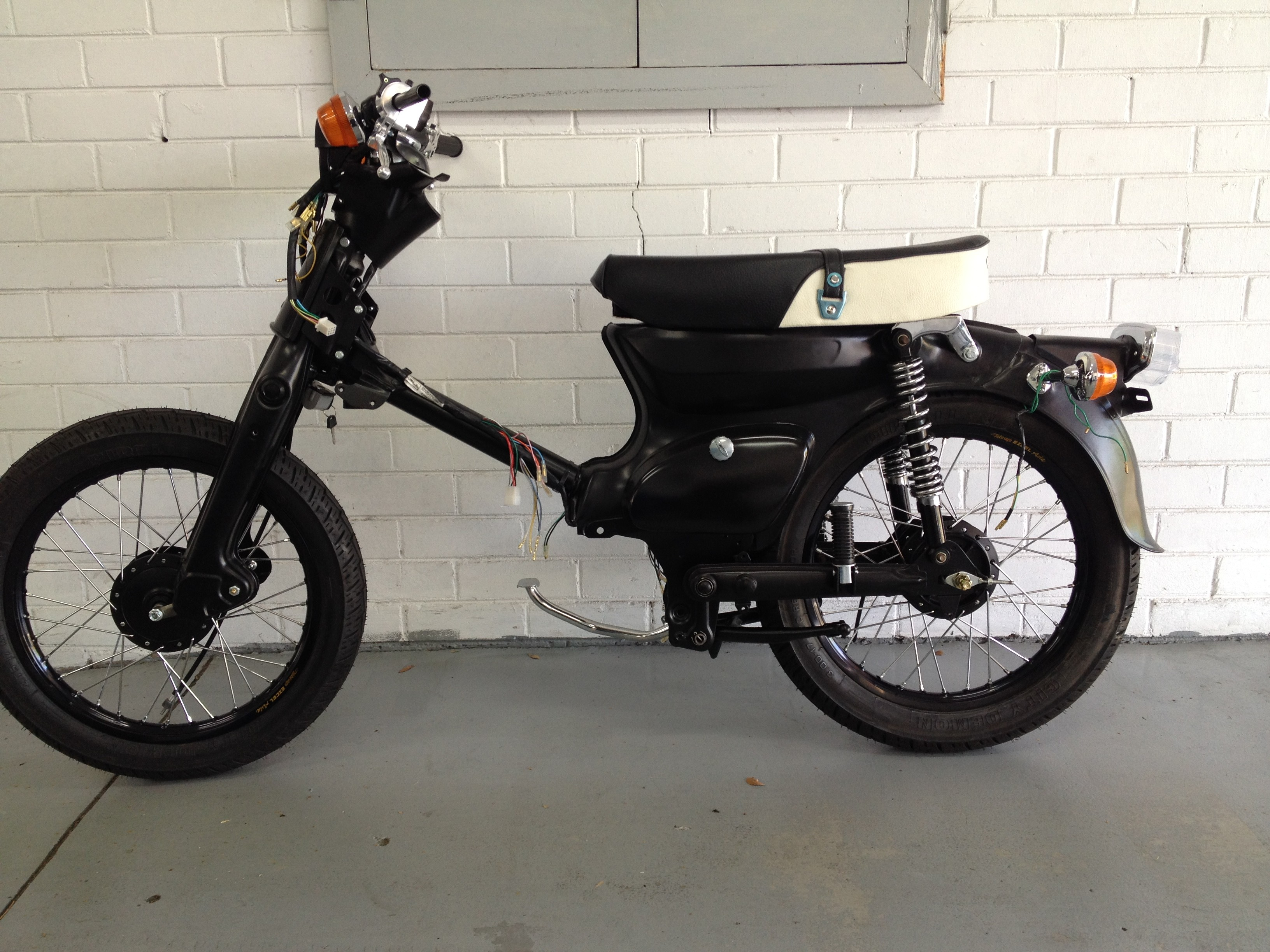 honda c90 cub 1978 from terry vitanopoulos. Black Bedroom Furniture Sets. Home Design Ideas